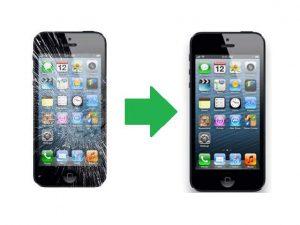 Sostituzione del vetro iPhone 5