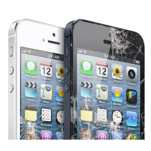 Sostituzione del vetro del touch screen iPhone 5c