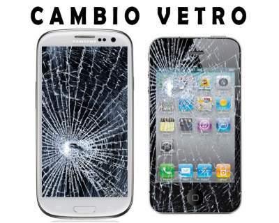 Cambio vetro iPhone