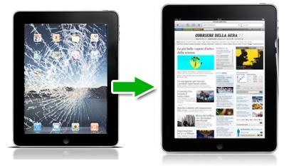 Vetro iPad Air