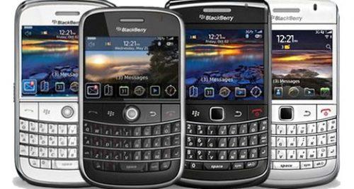 Smartphone Riparazione blackberry