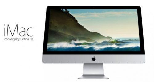 Riparazione iMac