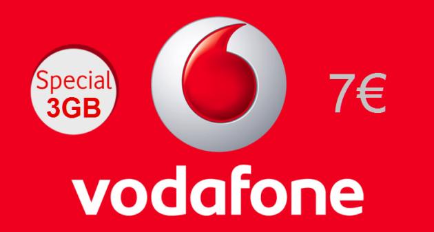 Vodafone special 3G