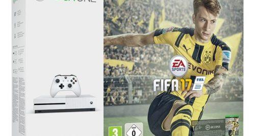 Xbox One S 500 Gb +1 gioco