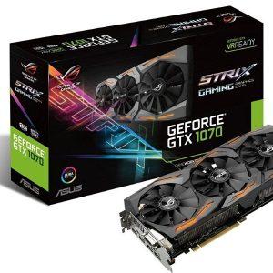 Asus GeForce GTX 1070 ROG Strix 8G Gaming 8GB
