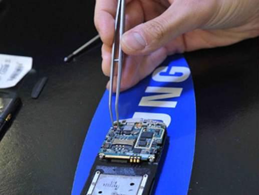 Riparazione iPhone Samsung