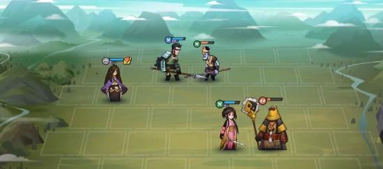 Tactical Three Kingdoms gioco App per Android
