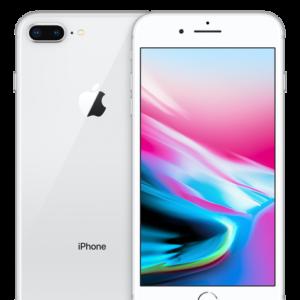iphone 8 plus 64 gb silver rigenerato usato grado A